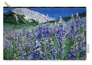 Wild Lupine Carry-all Pouch