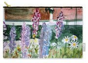 Wild Lupine In Barton Vermont Carry-all Pouch