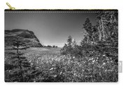 Wild Mountain Flowers Glacier National Park Carry-all Pouch
