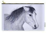Wild Mustang Carry-all Pouch