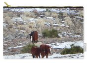 Wild Nevada Mustangs 2 Carry-all Pouch