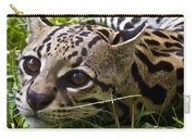 Wild Ocelot Carry-all Pouch