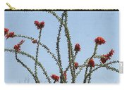 Wild Ocotillo In Bloom Carry-all Pouch
