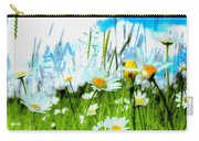 Wild Ones - Daisy Meadow Carry-all Pouch