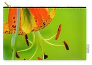 Wild Orange Lilies Carry-all Pouch