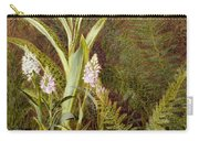 Wild Orchids Carry-all Pouch