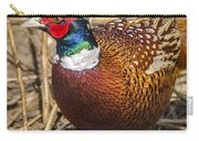 Wild Pheasant Carry-all Pouch