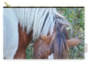 Wild Ponies Of Assateague 21 Carry-all Pouch