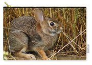 Wild Rabbit Carry-all Pouch