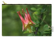 Wild Red Columbine Carry-all Pouch