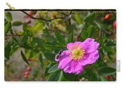 Wild Rose 3 Carry-all Pouch
