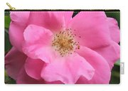 Wild Rose Square Carry-all Pouch
