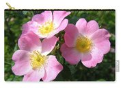 Wild Roses 1 Carry-all Pouch