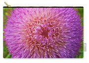 Wild Texas Thistle Carry-all Pouch