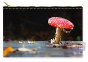 Wild Toadstool Carry-all Pouch