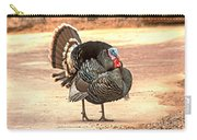 Wild Tom Turkey Carry-all Pouch by Robert Bales