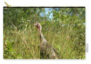 Wild Turkey In The Sun Carry-all Pouch