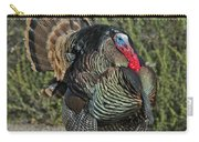 Wild Turkey Tom Carry-all Pouch