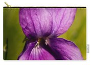 Wild Violet Carry-all Pouch