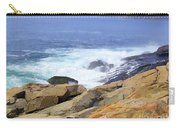 Wild Waves Carry-all Pouch