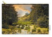 Wild Wetlands Carry-all Pouch