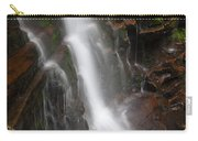 Wilderness Waterfall Dawn Carry-all Pouch