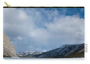 Wildernis Landscape Panorama In Yukon Territory Carry-all Pouch