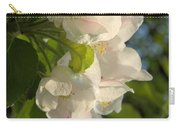 Wildf Apple Blossoms Carry-all Pouch