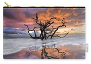 Wildfire Carry-all Pouch by Debra and Dave Vanderlaan