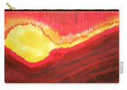 Wildfire Original Painting Carry-all Pouch
