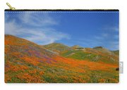 Wildflower Extravaganza  Carry-all Pouch