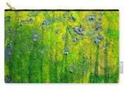Wildflower Impression By Jrr Carry-all Pouch by First Star Art
