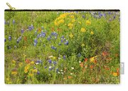 Wildflower Patch Carry-all Pouch