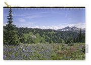 Wildflower Vista Carry-all Pouch