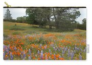 Wildflower Wonderland 3 Carry-all Pouch