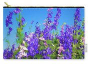 Wildflowers #11 Carry-all Pouch