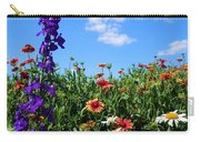 Wildflowers #7 Carry-all Pouch