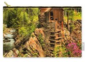 Wildflowers At Crystal Carry-all Pouch by Adam Jewell
