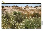 Wildflowers At Mungo National Park Carry-all Pouch