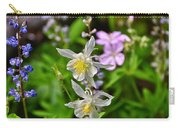 Wildflowers Greeting Card Carry-all Pouch