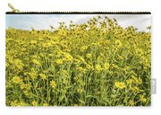 Wildflowers In A Field, Carrizo Plain Carry-all Pouch