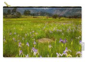 Wildflowers In Rocky Mountain National Park Carry-all Pouch