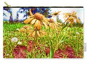 Wildflowers In The Wilds Of Colorado Carry-all Pouch