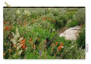 Wildflowers On Display Carry-all Pouch