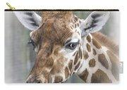 Wildlife Giraffe  Carry-all Pouch