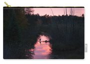 Wildlife Sunset Carry-all Pouch