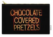 Wildwood Boardwalk Nighttime Neon Sign Carry-all Pouch