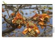 Wiliwili Flowers - Erythrina Sandwicensis - Kahikinui Maui Hawaii Carry-all Pouch