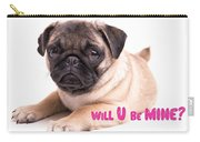 Will U Be Mine? Carry-all Pouch