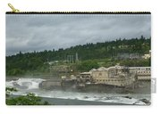 Willamette Falls River Scene  Carry-all Pouch